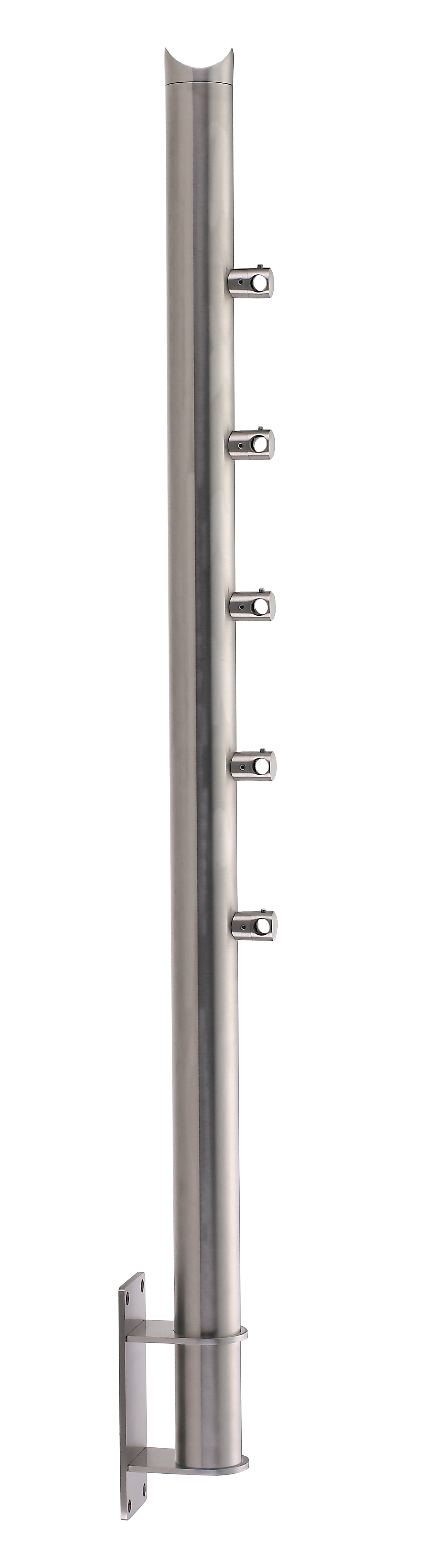 Stainless Steel Balustrade Posts - Tubular - SS:2020576A