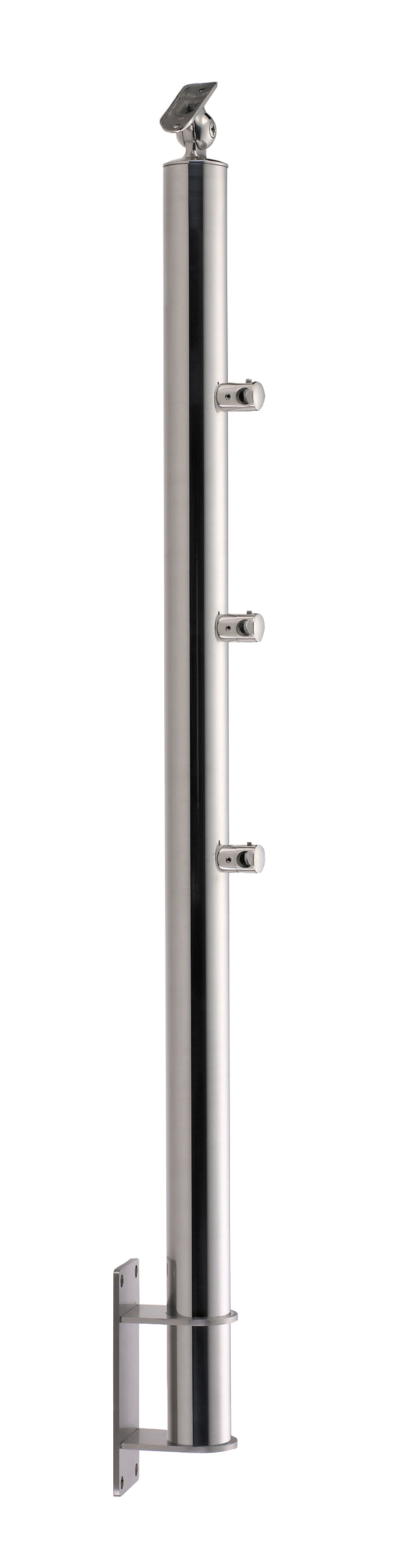 Stainless Steel Balustrade Posts - Tubular - SS:2020359A