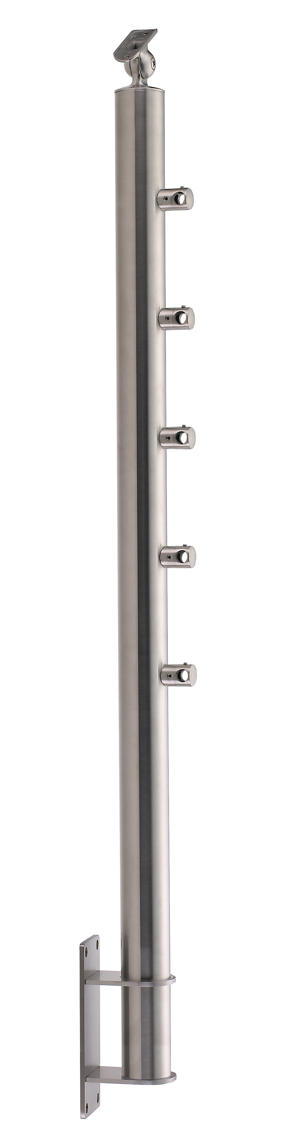 Stainless Steel Balustrade Posts - Tubular - SS:2020559A