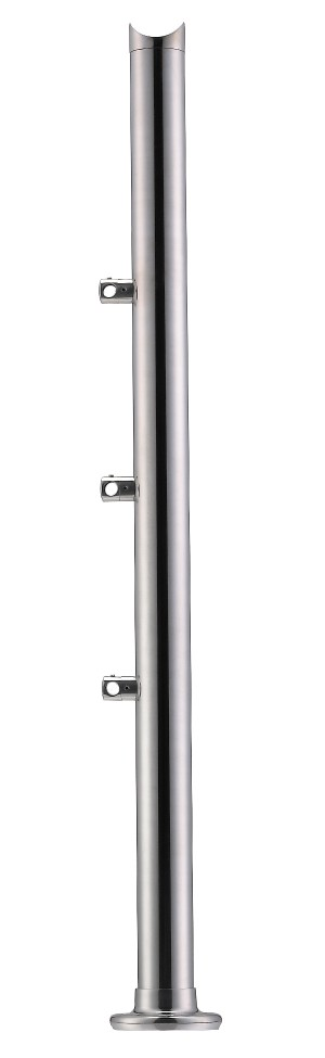 Stainless Steel Balustrade Posts - Tubular SS:2020376A