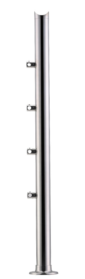 Stainless Steel Balustrade Posts - Tubular SS:2020476A