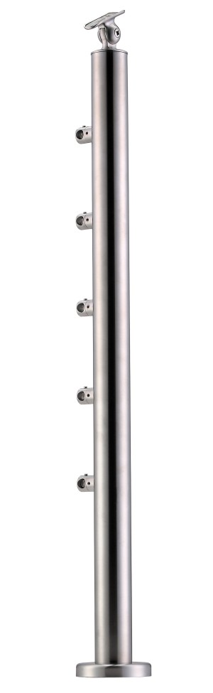 Stainless Steel Balustrade Posts - Tubular SS:2020557A