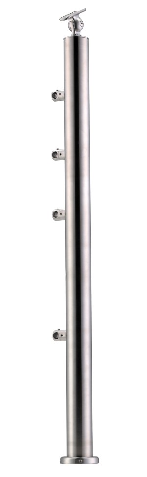 Stainless Steel Balustrade Posts - Tubular SS:2020558A