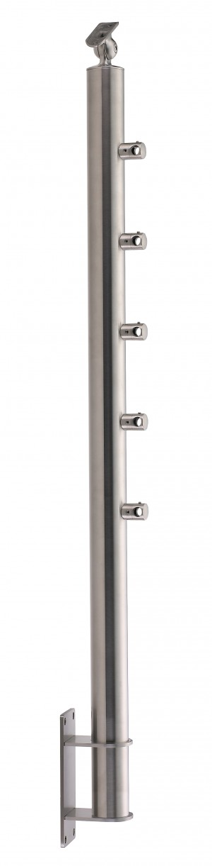 Stainless Steel Balustrade Posts - Tubular SS:2020559A