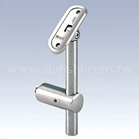 Handrail Support Radiused And Angle Adjustable ( SS:42444A) SS:42444A
