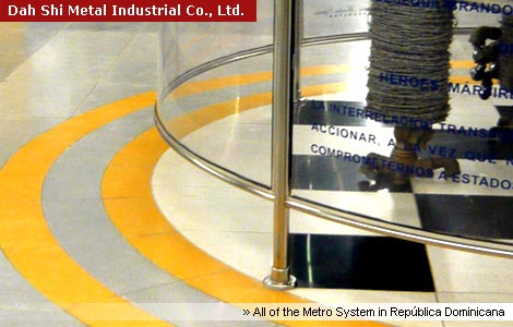 Components and Fittings - Dominican Republic Mass Rapid Transit System