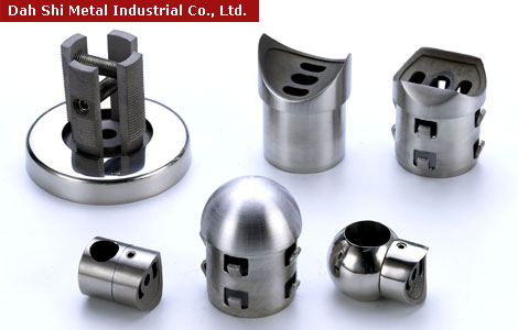 Balustrade Base Cover Caps, Stainless Steel