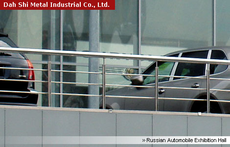 งานแสดงสินค้ารถยนต์ของรัสเซีย