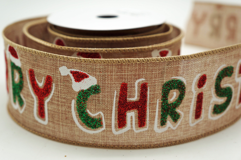Narrative Christmas Ribbon