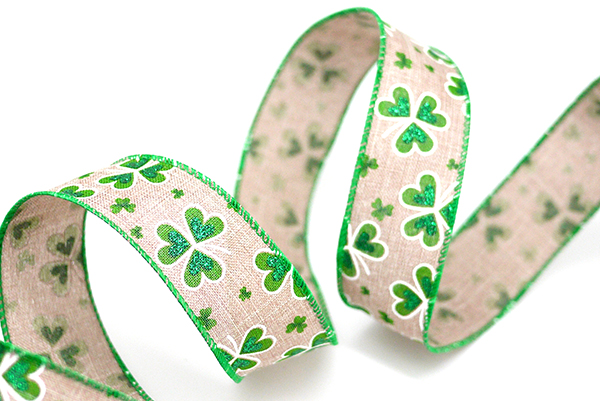 St. Patrick's Day Ribbon