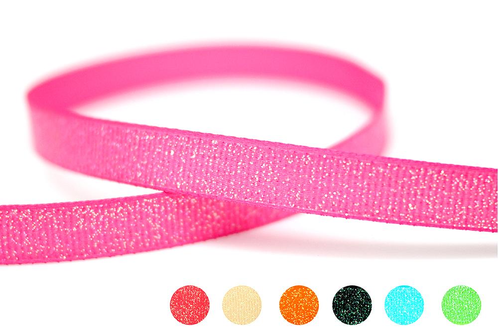Glitter Grosgrain ribbon