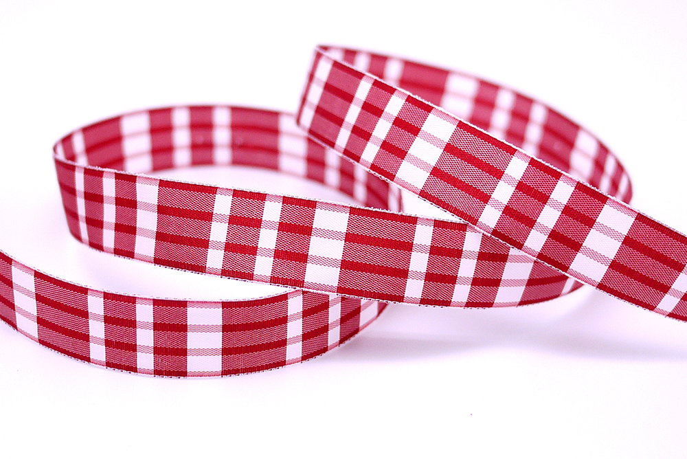 Plaid Ribbon (PF168)
