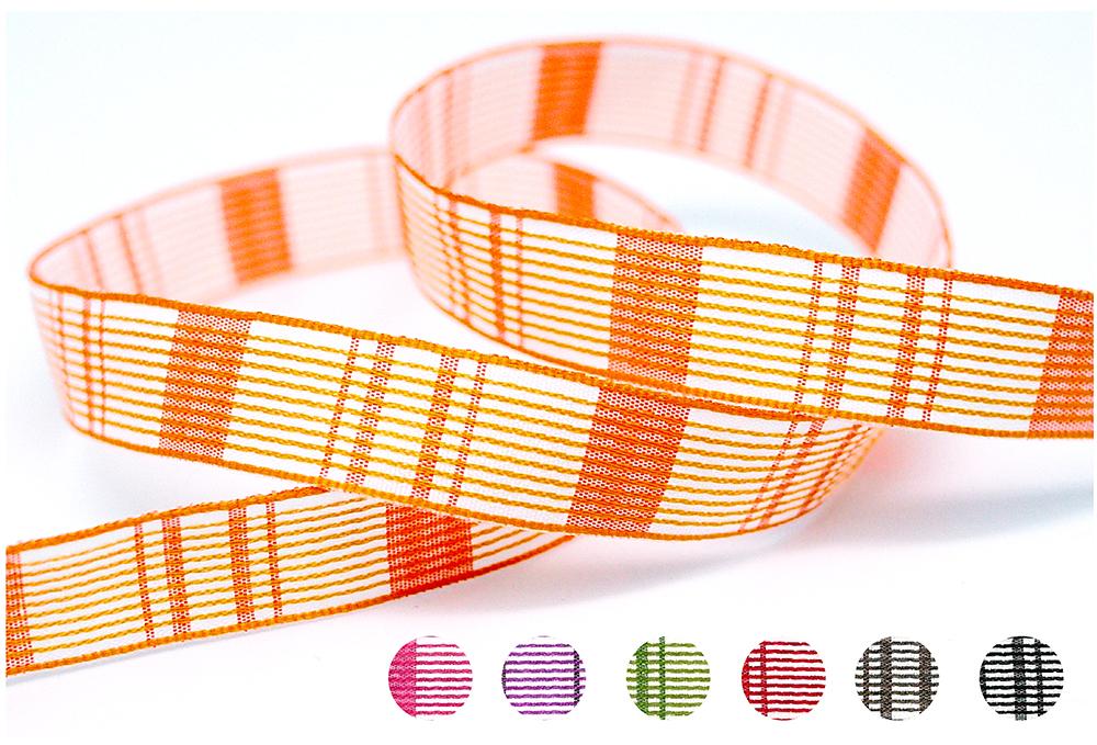 Plaid Ribbon(PF206)