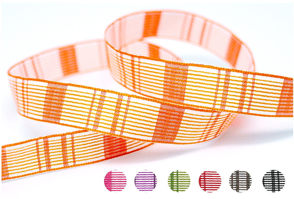 Plaid Ribbon(PF206)