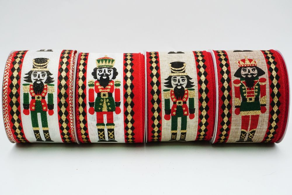 Nutcrackers Ribbon