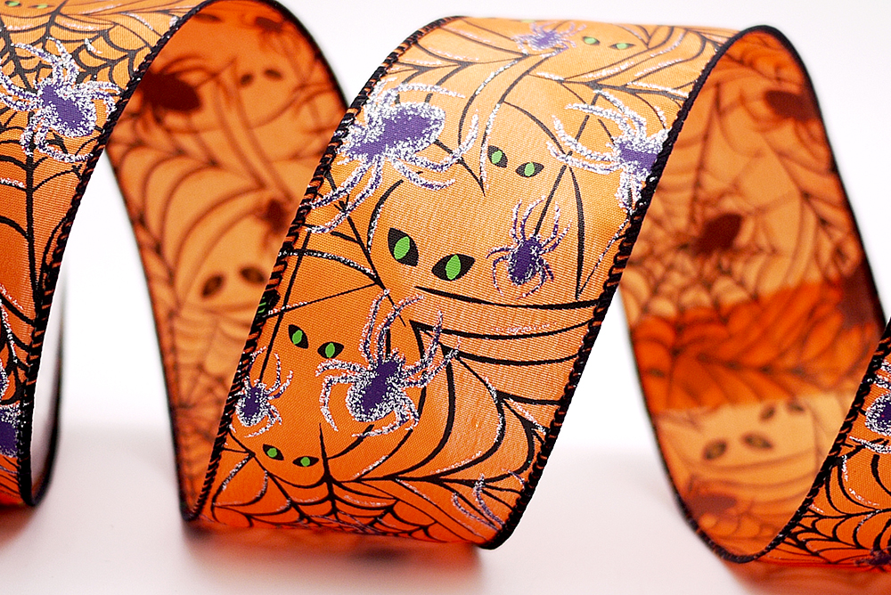 Fall & Halloween Ribbon