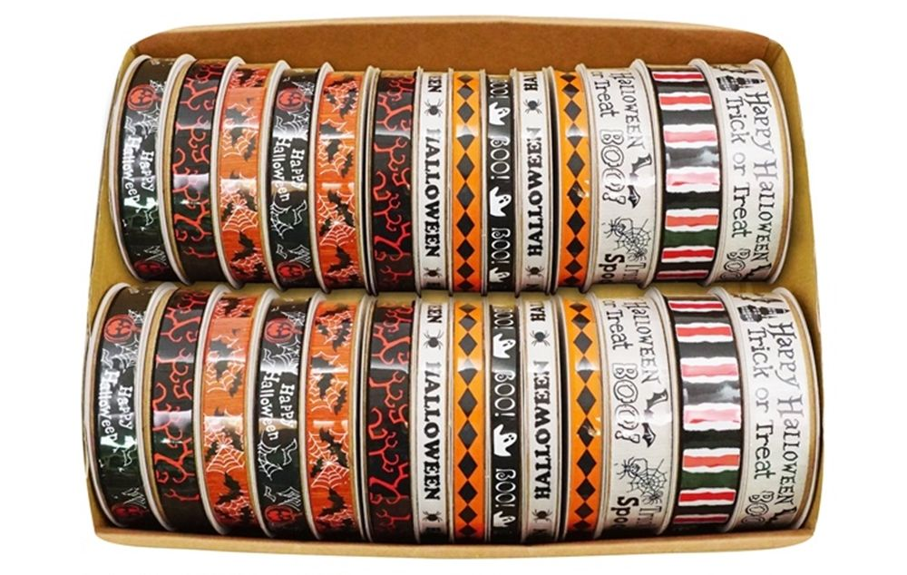 Halloween Collection Ribbon