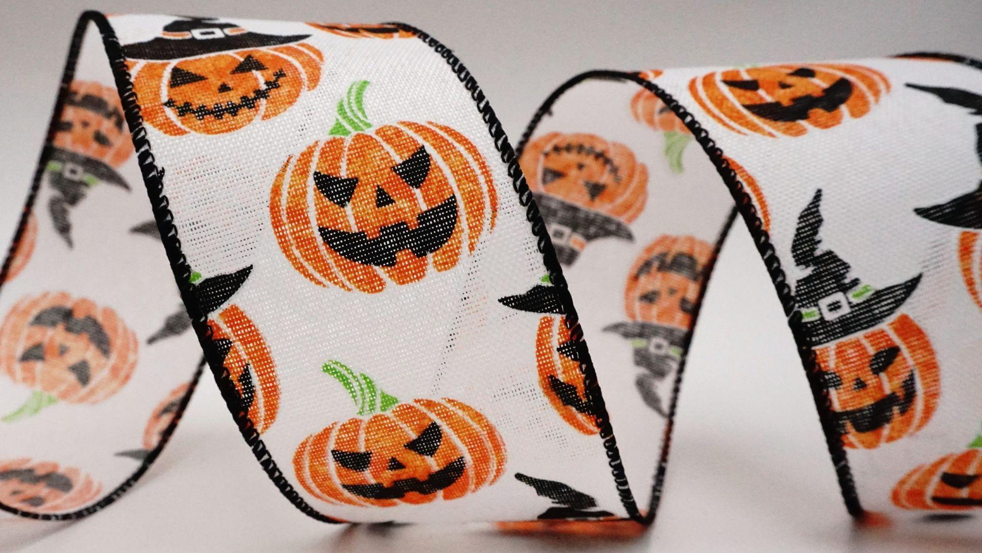 Fall & Halloween Ribbon