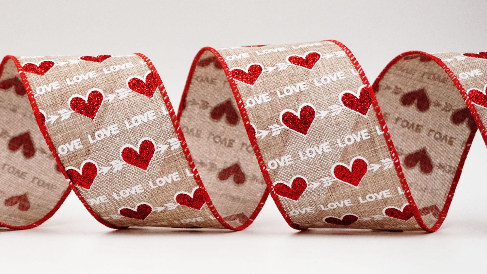 Valentine 'Dies Ribbon