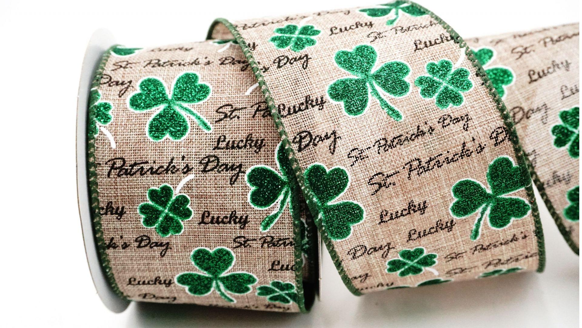 St. Patrick's Day Ribbon