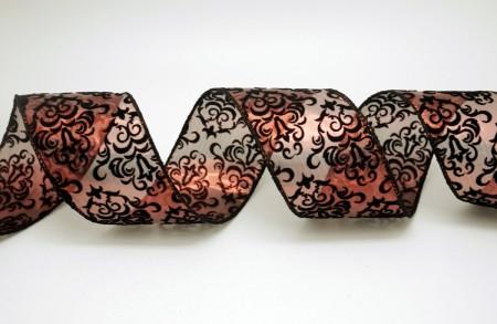 Metallicis Ribbon Damascum
