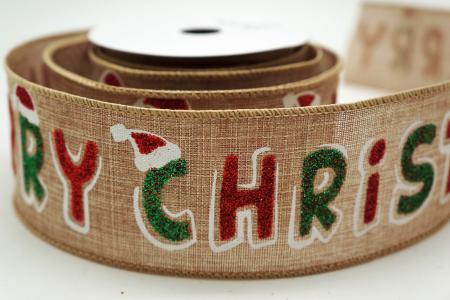 Narrative Christmas Ribbon - Narrative Christmas Ribbon