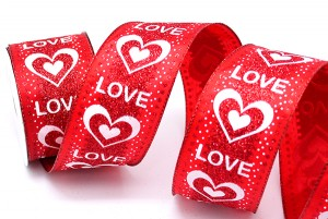 Valentine's Day Ribbon - Valentine's Day Ribbon
