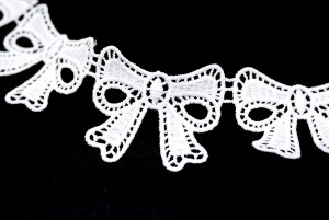 Bow Lace Ribbon - Bow Lace Ribbon