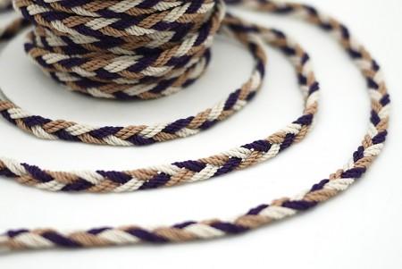 Tricolored Braid - Tricolored Braid