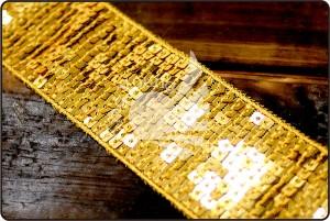 Sequins Ribbon - Sequins Ribbon
