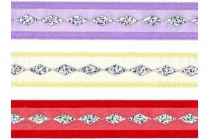 Diamond Sequins Ribbon - Diamond Sequins Ribbon