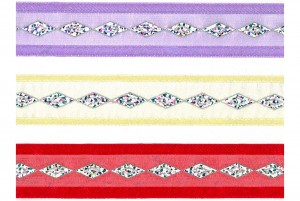 Diamond Sequins Ribbon - Diamond Sequins Ribbon