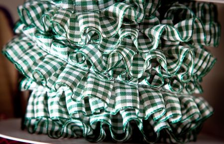 Pleated/Ruffled Ribbon - Pleated/Ruffled Ribbon