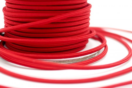 Red Elastic Cord - Red Elastic Cord