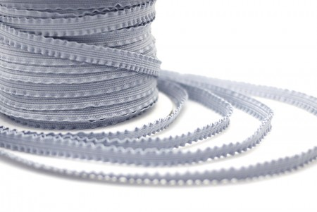 Ruffled elastica Ribbon - Ruffled elastica Ribbon