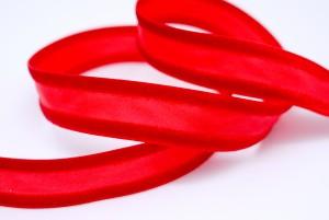 Velvet Edge Taffeta Ribbon - Velvet Edge Taffeta Ribbon