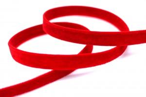 Elastic Velvet Ribbon - Elastic Velvet Ribbon