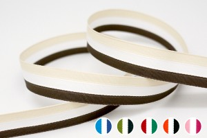 Striped Ribbon_K1114 - Striped Ribbon (K1114)
