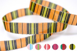 "5/8"" Stripe Ribbon - 5/8"" Stripe Ribbon"