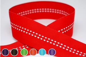 Double Dot Line Ribbon - Double Dot Line Ribbon