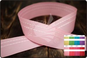 One-side Stitching Taffeta Ribbon
