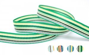Striped Ribbon_K718 - Striped Ribbon (K718)