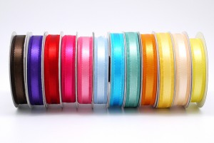 Sheer Edge Satin Ribbon