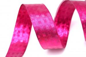 Metallicis Ribbon veste fulgenti