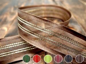 Metallic Ribbon_W911G - Metallband (W911G)