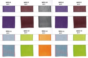 Polyester Solid & Two-tone Stripe Ribbon - Polyester Solid & Two-tone Stripe Ribbon