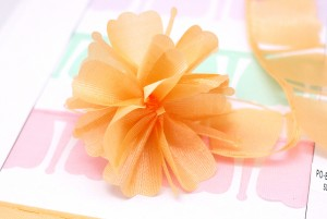 Pull Bow Flower Ribbon_PO-B1-K771 - Pull Bow (PO-B1-K771 )