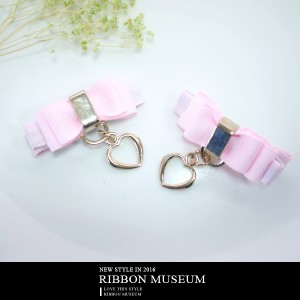 Grosgrain Ribbon Bow Hair Clip