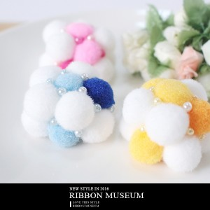 Marshmallow Ball Magnets