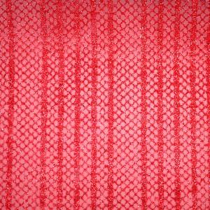 Glitter Mesh Organza Fabric - Glitter Mesh Organza Fabric